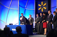 Walmart's 2014 Sustainability Product Expo