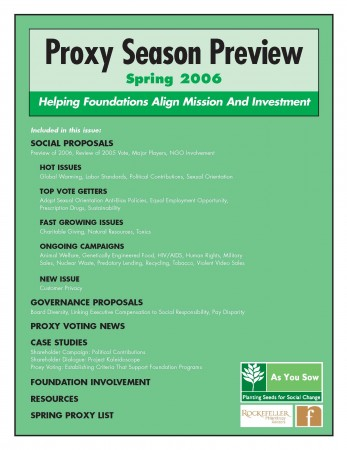 Proxy Preview 2006