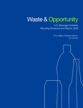 Waste and Opportunity 2008