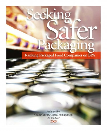 Seeking Safer Packaging 2009