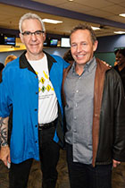 CEO Andrew Behar with Founder and Board Chair Tom Van Dyck.