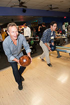 Founder Tom Van Dyck about to roll another strike for corporate responsibility.