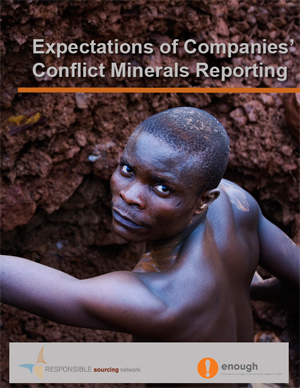 Investor Expectations for Conflict Mineral Reports