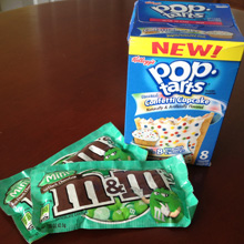Our test results showed potentially harmful nanoparticles in Pop-Tarts and M&Ms.