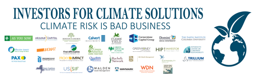 Investors For Climate Solutions
