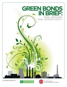 Green Bonds in Brief