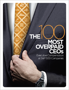 The 100 Most Overpaid CEOs | As You Sow